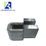 Fe-base amorphous  C core transformer cores low loss high quality